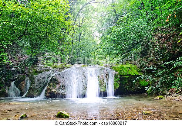 waterfall - csp18060217