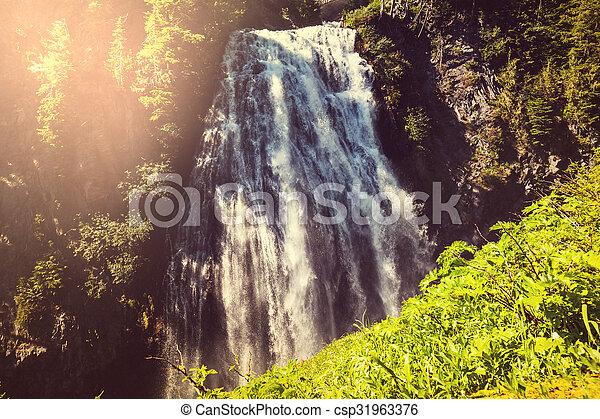 Waterfall - csp31963376