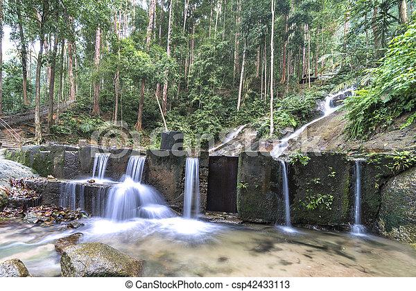 Waterfall - csp42433113