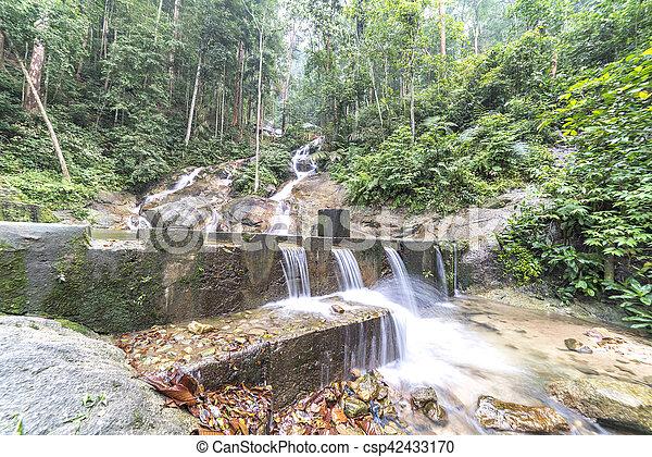 Waterfall - csp42433170