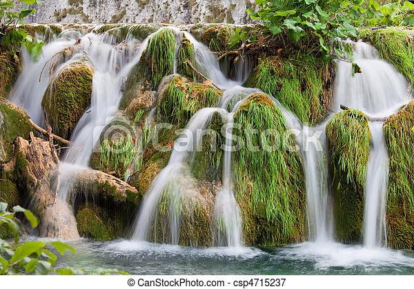 Waterfall - csp4715237