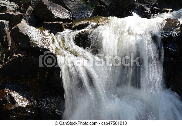 Waterfall - csp47501210