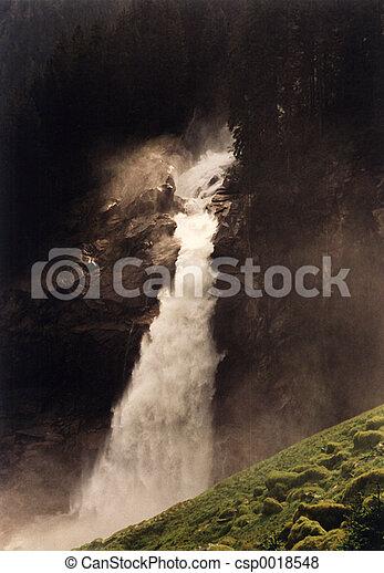 Waterfall - csp0018548