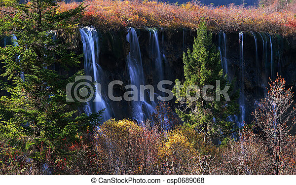 Waterfall - csp0689068