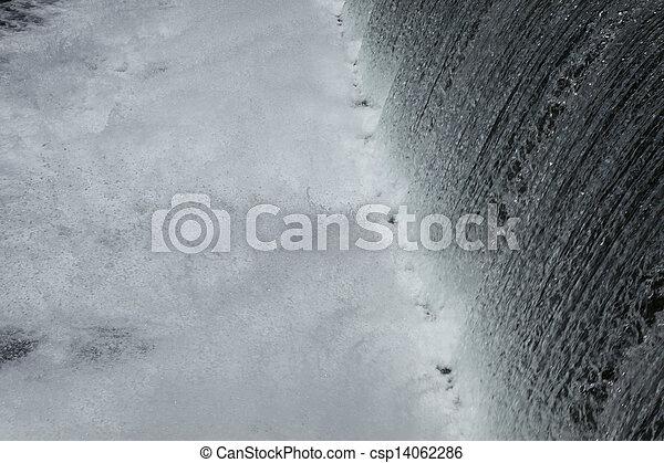 Waterfall - csp14062286