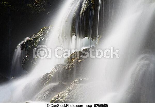 Waterfall - csp16256585
