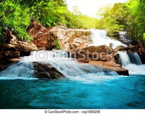 Waterfall - csp1690208