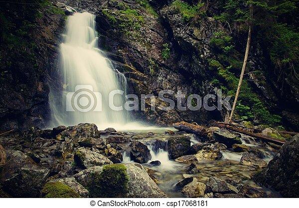 Waterfall - csp17068181