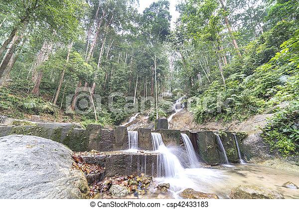 Waterfall - csp42433183
