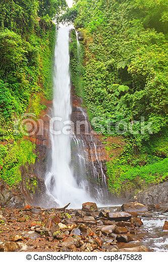 Waterfall - csp8475828