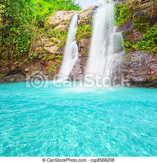 Waterfall - csp8566208