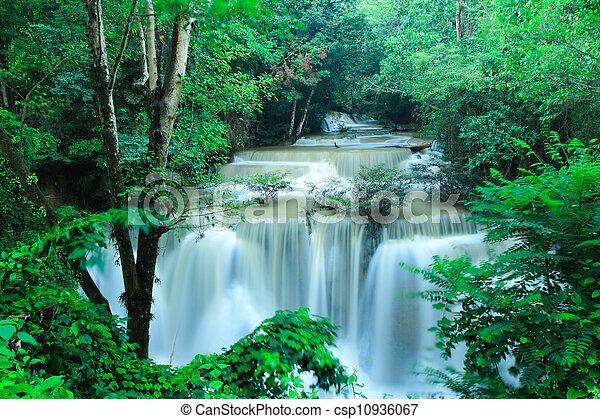 Waterfall - csp10936067