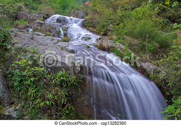 Waterfall - csp13282360