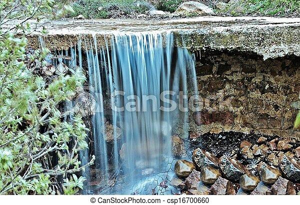 waterfall - csp16700660