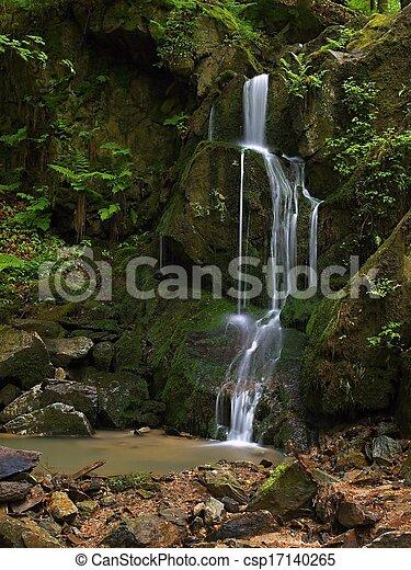 Waterfall - csp17140265
