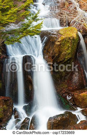 Waterfall - csp17233669