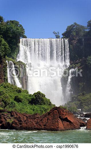 Waterfall - csp1990676