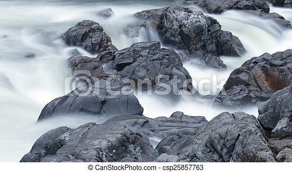 Waterfall - csp25857763
