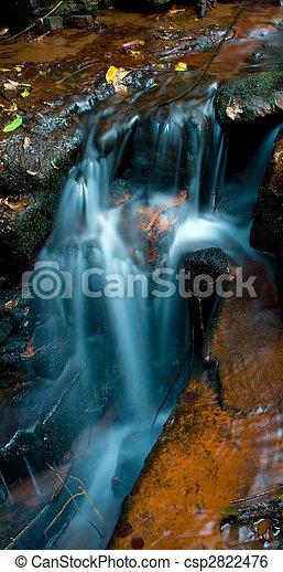 waterfall - csp2822476