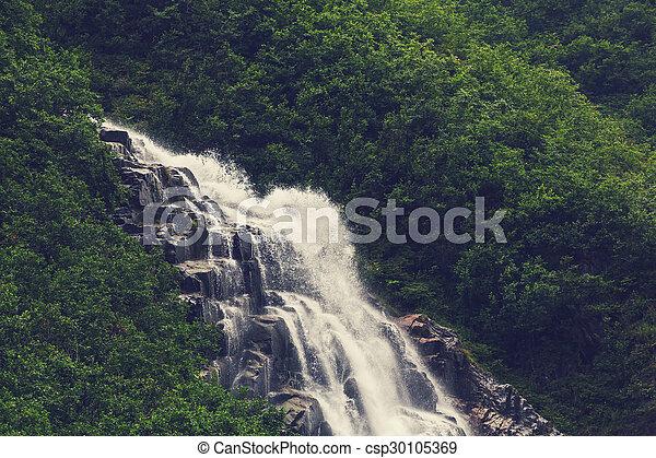 Waterfall - csp30105369