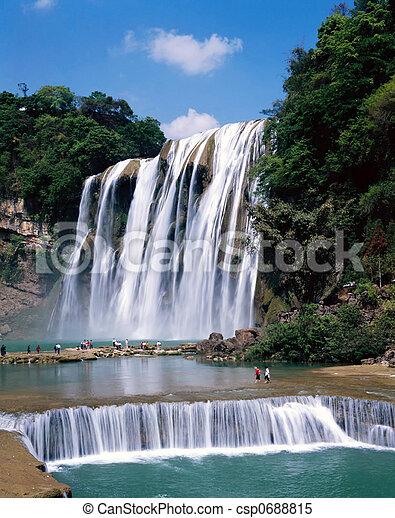 Waterfall - csp0688815