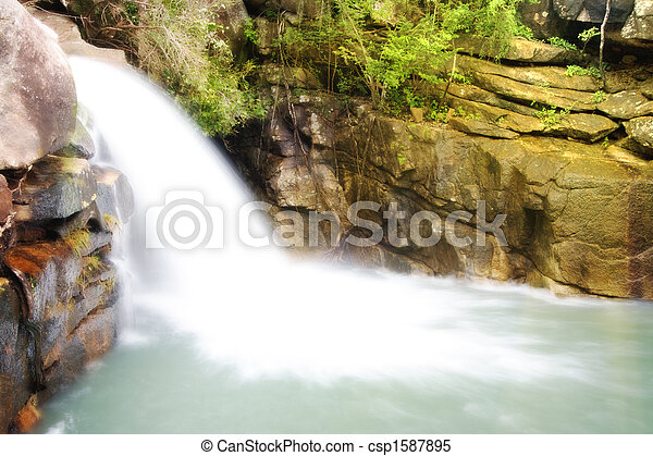 Waterfall - csp1587895