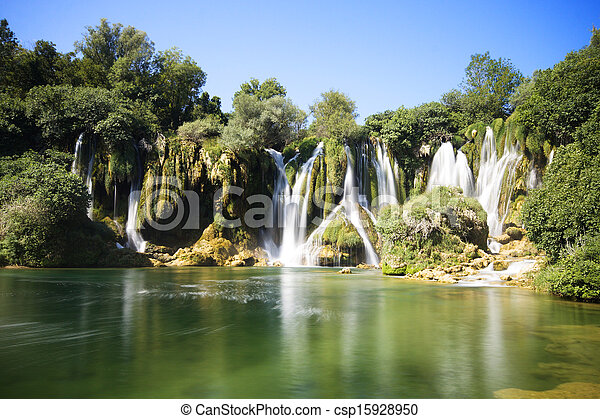 Waterfall - csp15928950