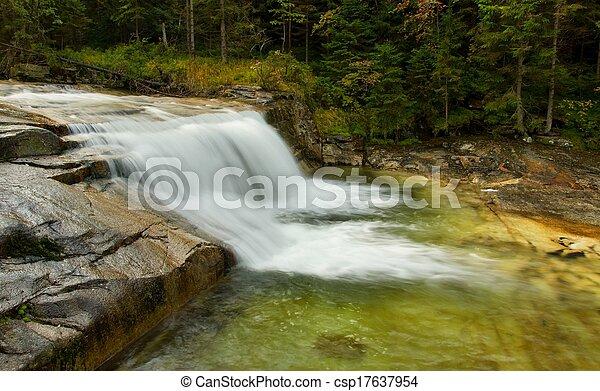 Waterfall - csp17637954