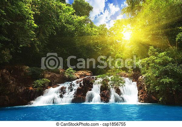 Waterfall - csp1856755