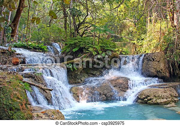 Waterfall - csp3925975