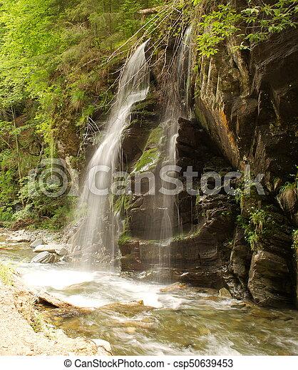 Waterfall - csp50639453
