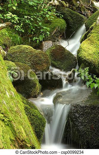 Waterfall - csp0099234