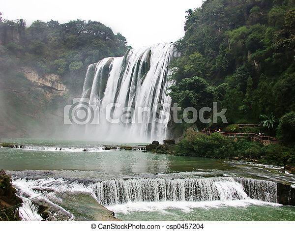 Waterfall - csp0457204
