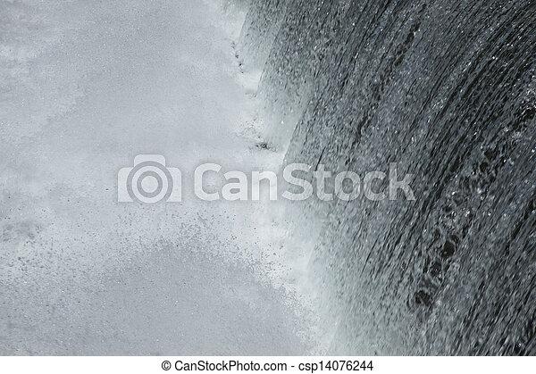 Waterfall - csp14076244