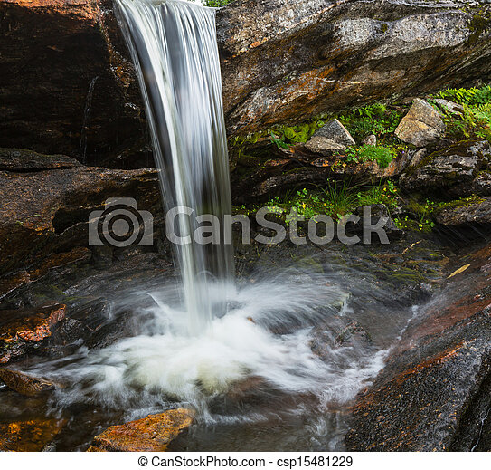 Waterfall - csp15481229