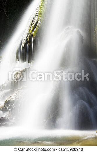 Waterfall - csp15928940