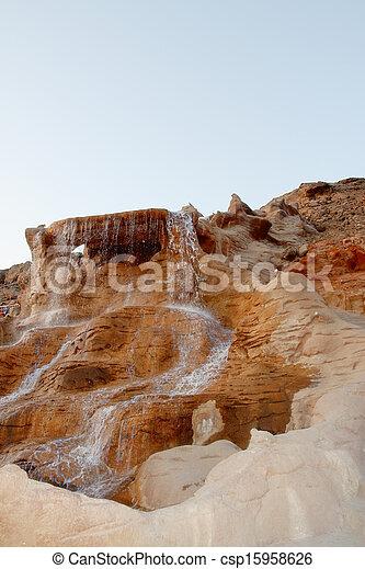 Waterfall - csp15958626