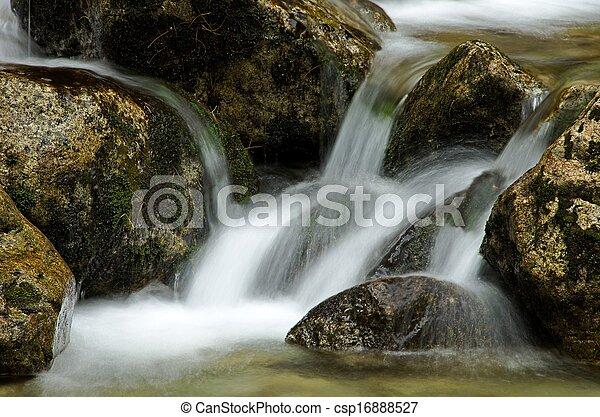 Waterfall - csp16888527