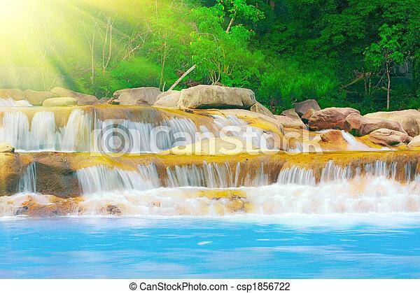 Waterfall - csp1856722