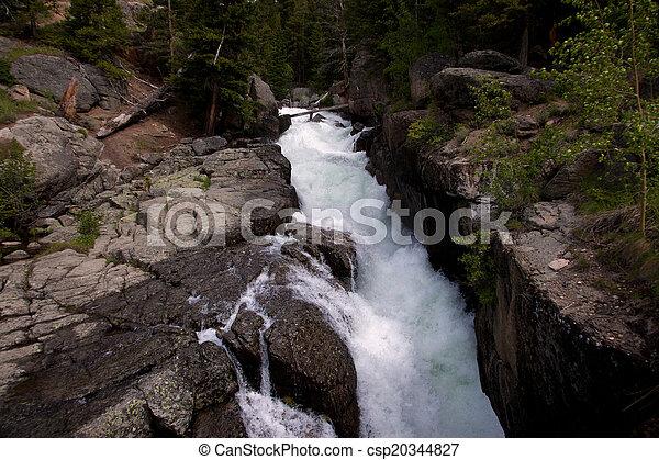 Waterfall - csp20344827