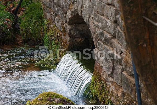 Waterfall - csp3800642