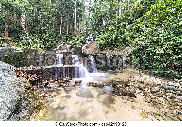 Waterfall - csp42433128