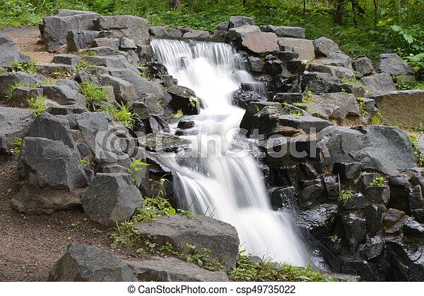 Waterfall - csp49735022