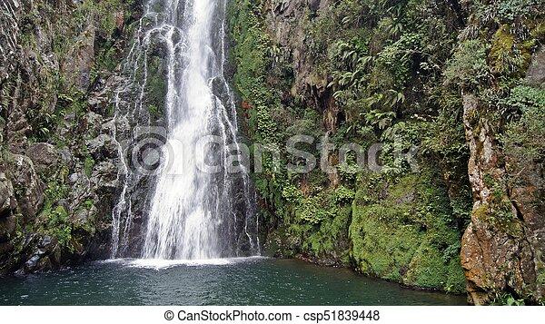 waterfall - csp51839448