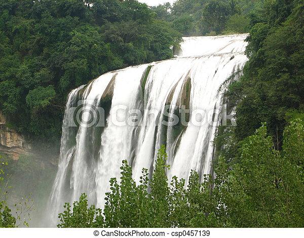Waterfall - csp0457139