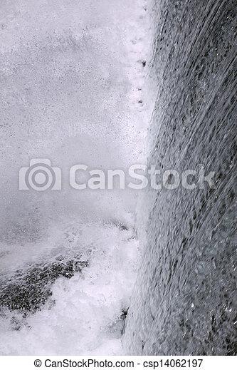 Waterfall - csp14062197