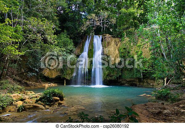waterfall - csp26080192