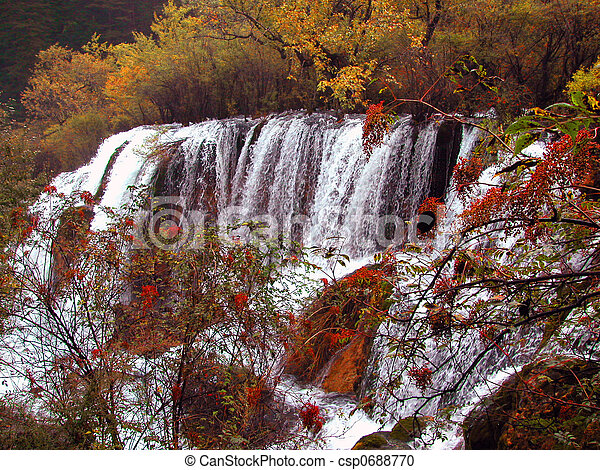 Waterfall - csp0688770