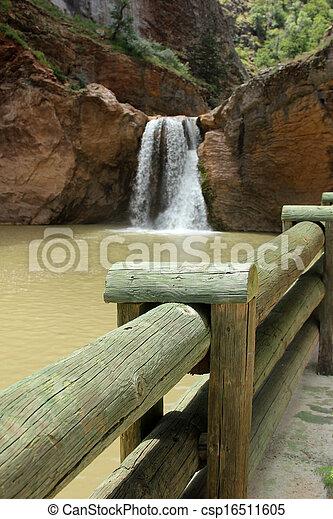 waterfall - csp16511605