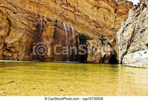 Waterfall - csp16730506